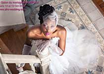 Afro Wedding, le 1er salon du mariage Afro Antillais en France