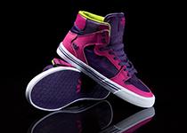 Trois nouvelles Vaider SUPRA pour les Sneakers Girls