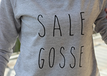 Sweat Sale Gosse par Shaman