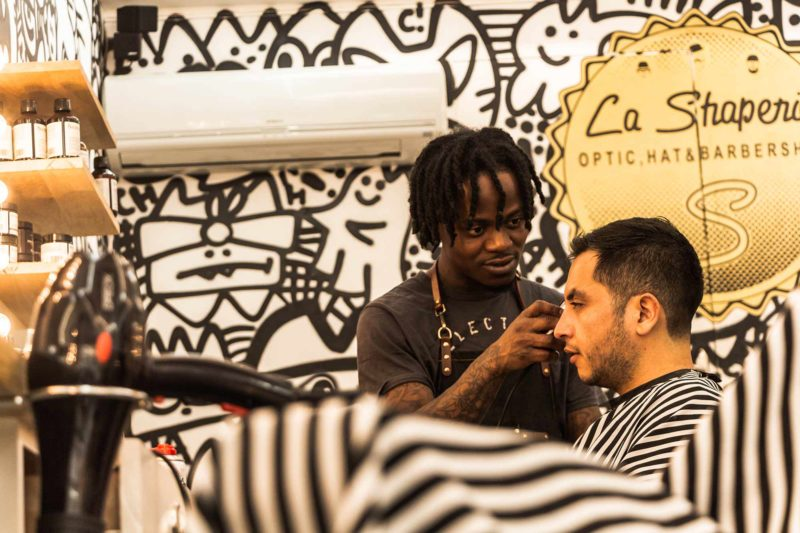 Sergio barbier la Shaperie timodelle interview abidjan paris