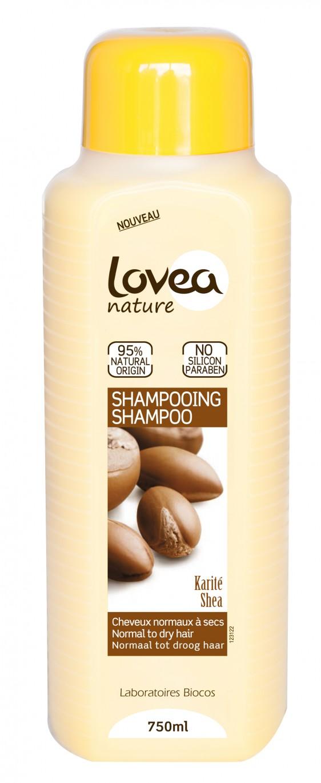 Shampooing Lovea Nature Karité  ml e