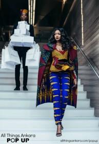Shopping Like A Boss All Things Ankara Pop Up  Campaign