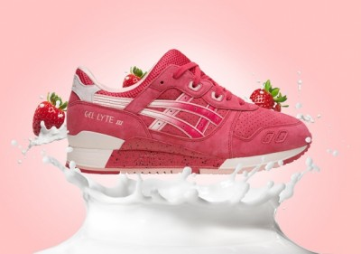 Sneakers Asics Gel Lyte III Strawberries Cream