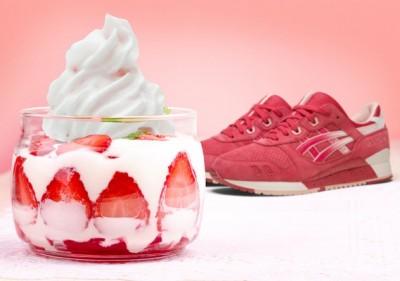Sneakers Asics Gel Lyte III Strawberries Cream