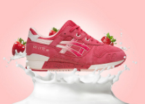 "Sneakers Asics Gel Lyte III ""Strawberries & Cream"""