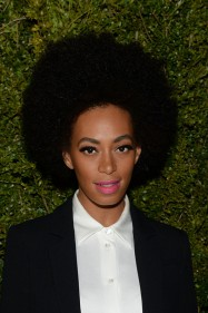 Solange Knowles Michael Kors And United Nation World Food Programme Dinner