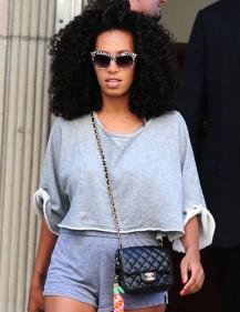 Solange Knowles adidas