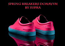Spring Breakers Donavyn SUPRA home