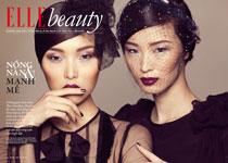 Sung Hee Kim & Ma Jing par Stockton Johnson pour Elle Vietnam Septembre 2012