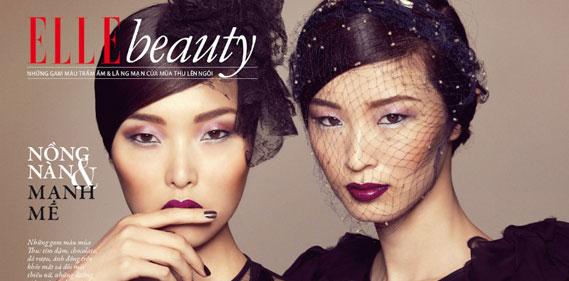 Sung Hee Kim Ma Jing Stockton Johnson Elle Vietnam Septembre  une