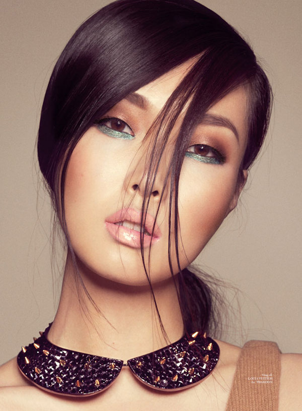 Sung Hee Kim Ma Jing Stockton Johnson Elle Vietnam Septembre