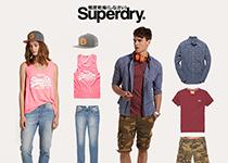 Concours : Gagnez votre Look avec Superdry