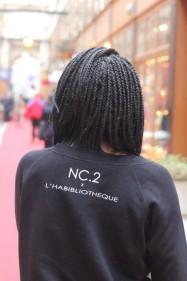 Sweat NC LHabibliotheque