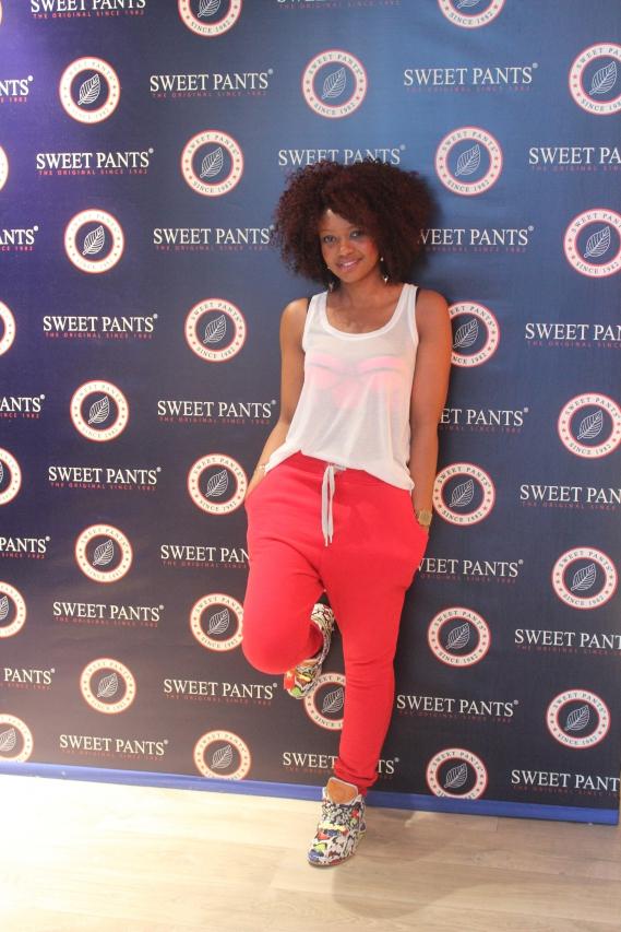 Sweet Pants  Citadium Timodelle Magazine