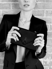 TUMI Eva Fehren Visuel porté Undercover Tote pochette