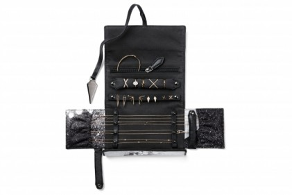 TUMIxEVAFEHREN JewelryRoll  euros Interieur Black