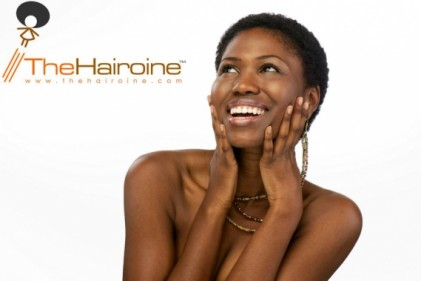 The Hairoine by Angie Brice Soins peau cheveux Afro