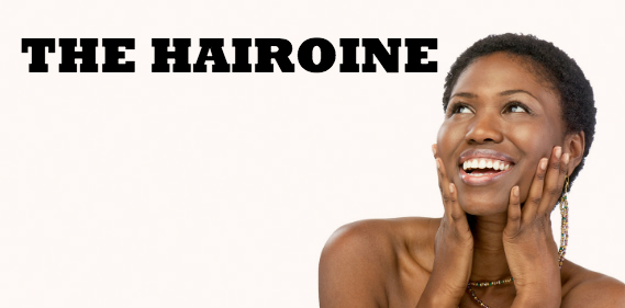 The Hairoine by Angie Brice Soins peau cheveux Afro Une
