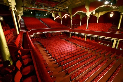 Theatres parisiens associes salle spectacle