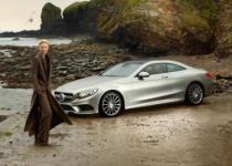 Mercedes-Benz présente sa nouvelle Classe S Coupé