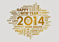 Timodelle Magazine Paris vous souhaite une belle et heureuse année 2014