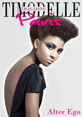 Timodelle Magazine Paris Alter Ego e