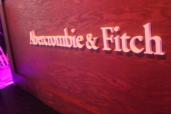 Timodelle Magazine  Abercrombie Fitch