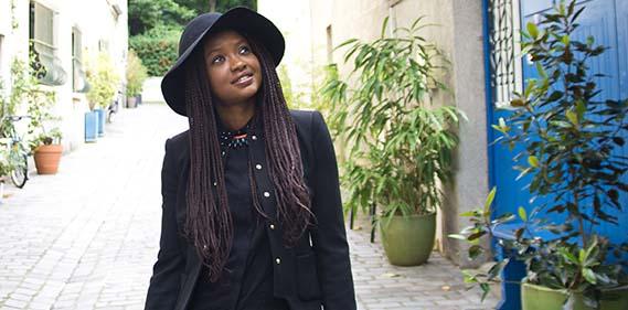 Timodelle Magazine Myriam Sarr Une