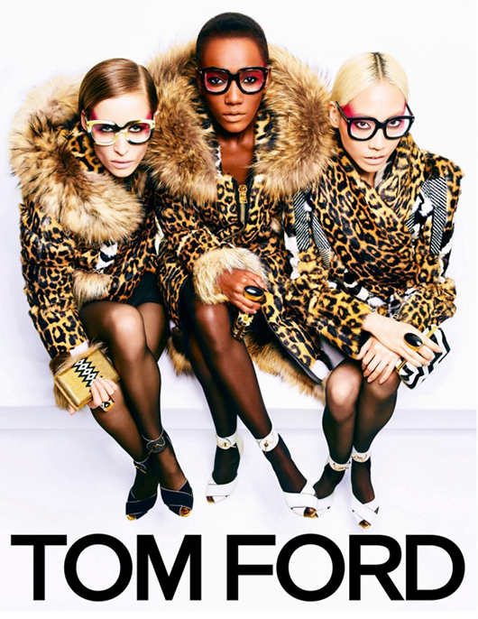 Tom-Ford-Fall-winter-2013-Ad-Campaign-03 Herieth Paul pour la campagne Tom Ford Automne Hiver 2013-2014