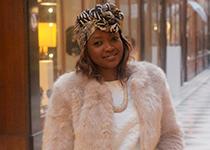 La casquette Couture par Le Panache Paris