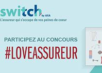 Concours #Loveassureur by AXA : Twittez ce que vous ne regrettez pas de votre ex !