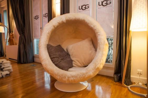 UGG Sensation lancement IMG  e