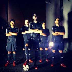 Underground Football Club Team chmpgn