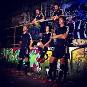 Underground Football Club team rosaparksofoot