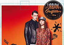 Urban Outfitters ouvre un Pop up store aux Galeries Lafayette