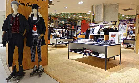 Urban-Outfitters-x-Galeries-Lafayette-P1000227 Le corner Urban Outfitters aux Galeries Lafayette est enfin ouvert !
