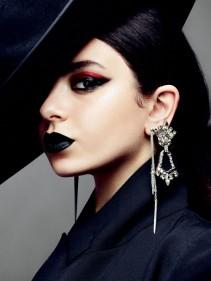 V Magazine  Charli Xcx