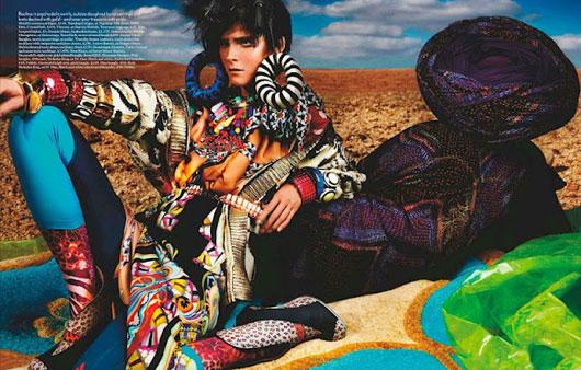 Vogue UK   page