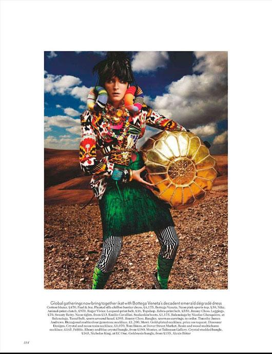 Vogue UK   page ima
