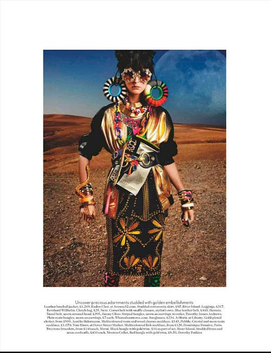Vogue UK   page imag