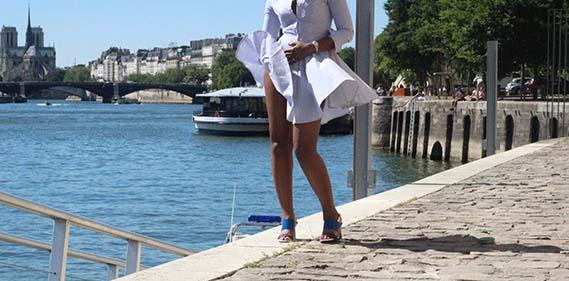 Chic & Glam sur les Berges de Seine !