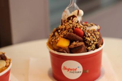 Yogurt Factory yaourt glace