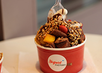 Yogurt Factory : 0% de calories et 100% de plaisir