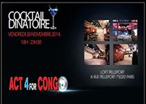 Timodelle soutient l'association Act 4For Congo