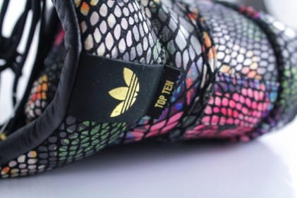 adidas Originals Top Ten Hi Floral Snake
