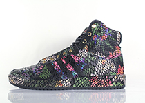 adidas Originals Top Ten Hi Floral Snake Home