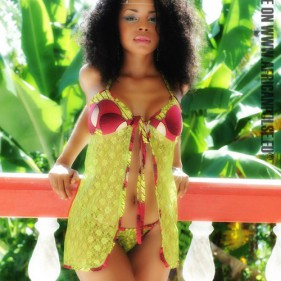 african pulse LINGERIE FEMME AFRICAINE PAGNE