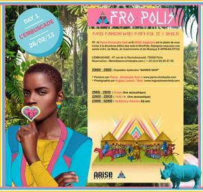 afropolis timodelle day