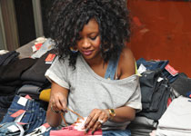 "Soirée ""blogueuses mode only"" chez Brand Bazar"