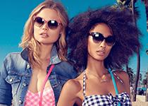 Anais Mali & Magdalena Frackowiak pour Juicy Couture Printemps 2014